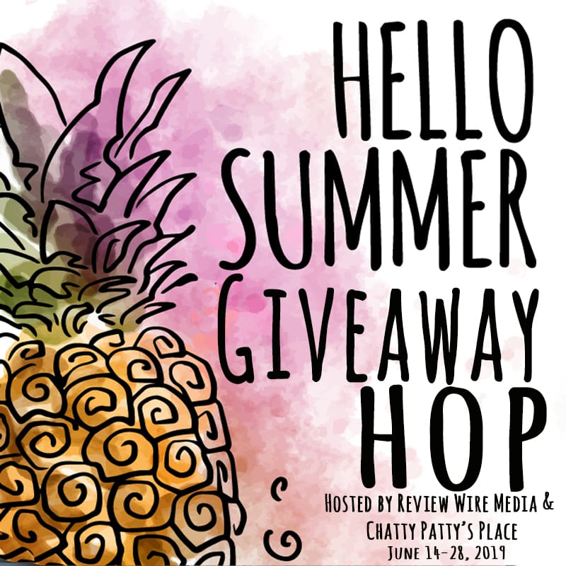 The Review Wire: Hello Summer Giveaway Hop. Ends 6.28.19