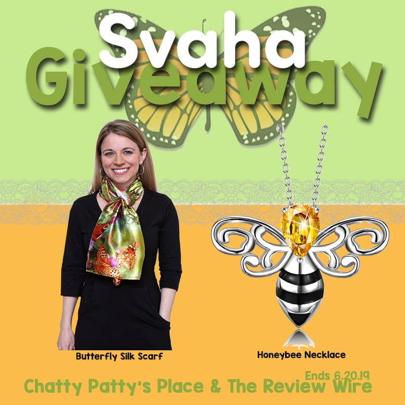 The Review Wire: Svaha Giveaway. Ends 6.20.19