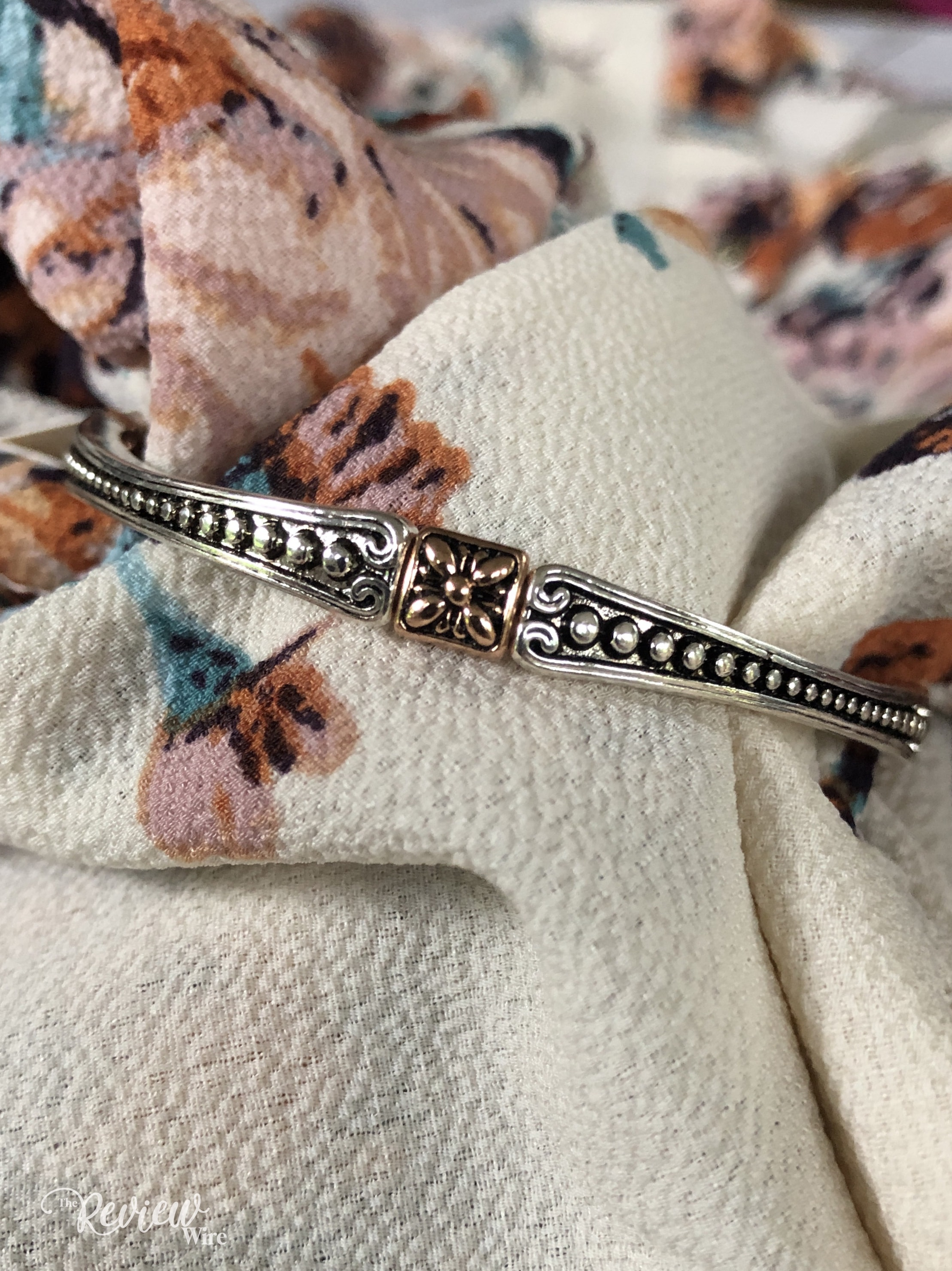 The Review Wire - Nadine West May 2019 Bracelet