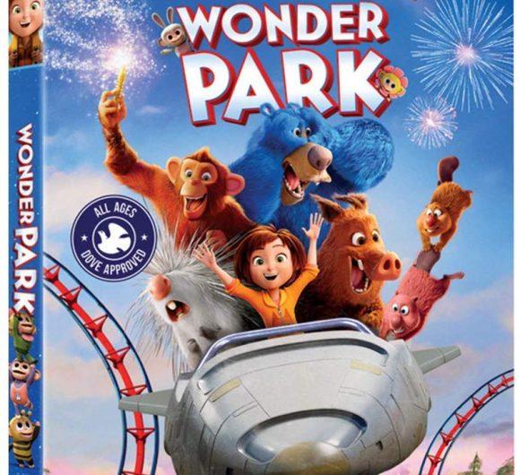 Wonder Park Blu-ray+DVD+Digital