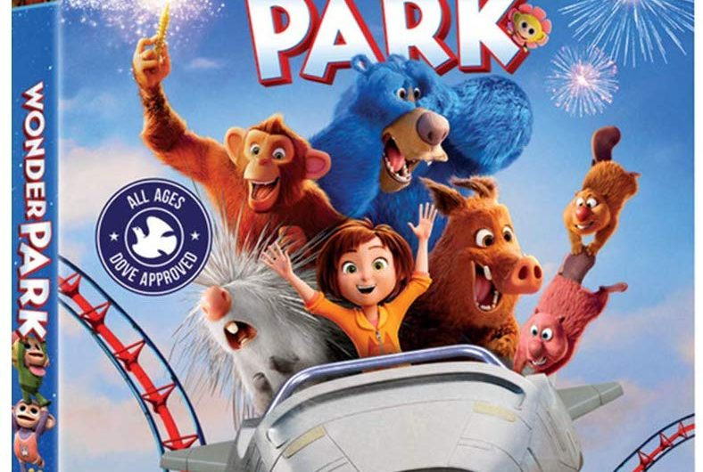 Wonder Park Blu-ray+DVD+Digital