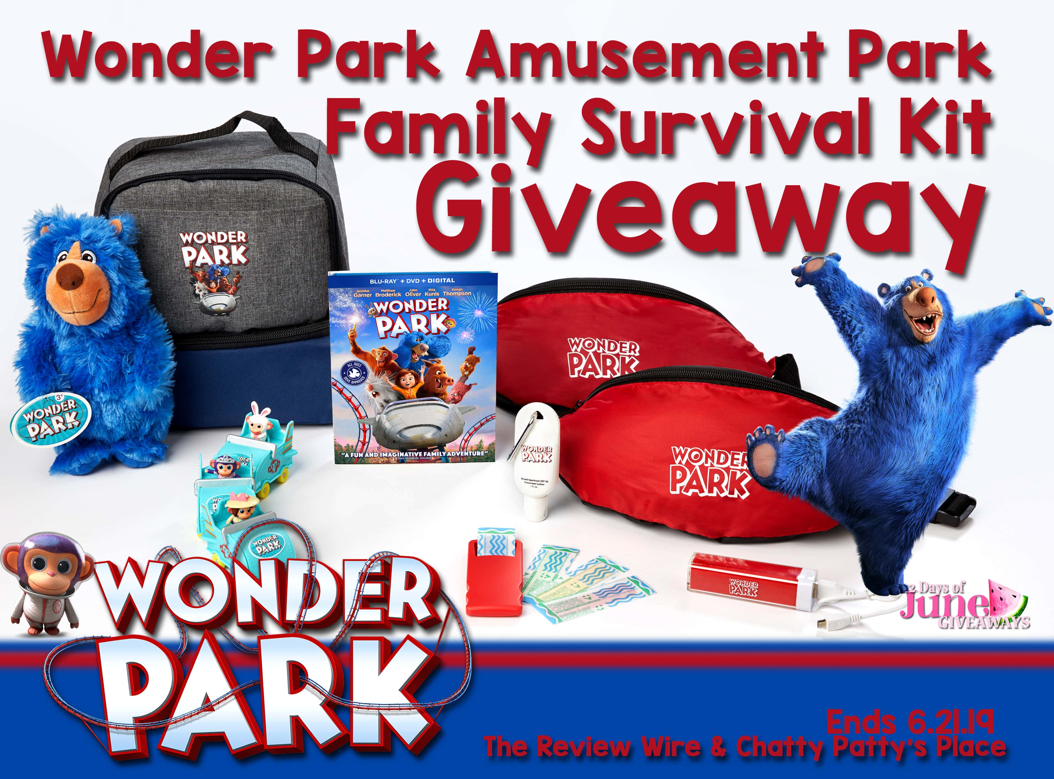 The Review Wire: Wonder Park Giveaway. Ends 6.21.19