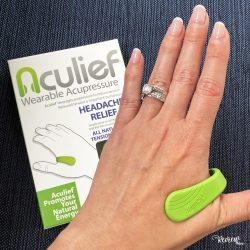 Aculief: Wearable Acupressure