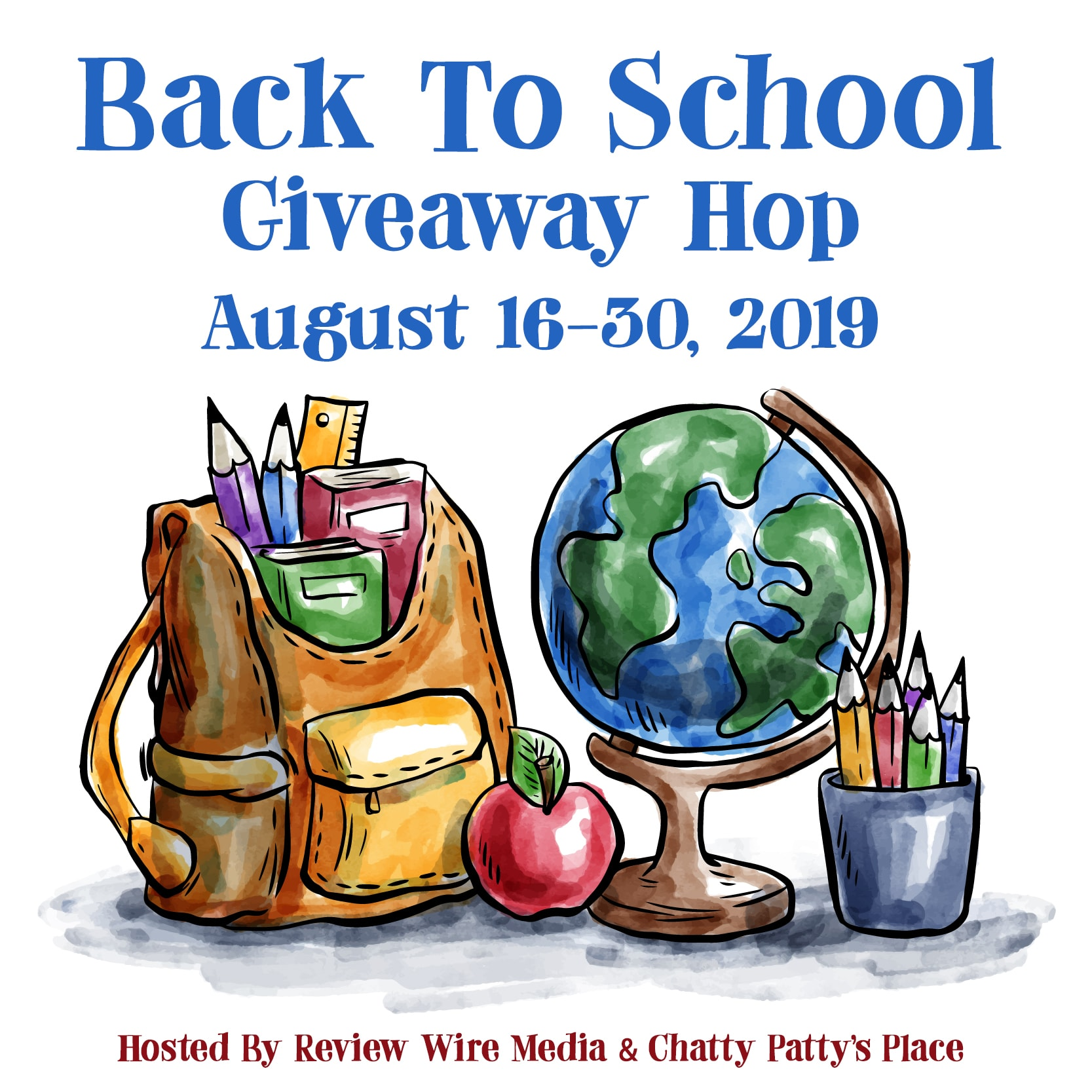 Back to School Giveaway Hop 2019