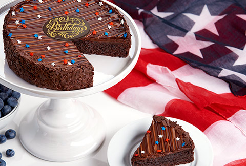 Bake Me a Wish Freedom Cake