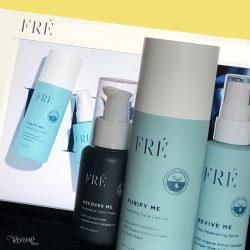 The Review Wire 2019 Holiday Gift Guide: FRÉ Skincare Recover Set