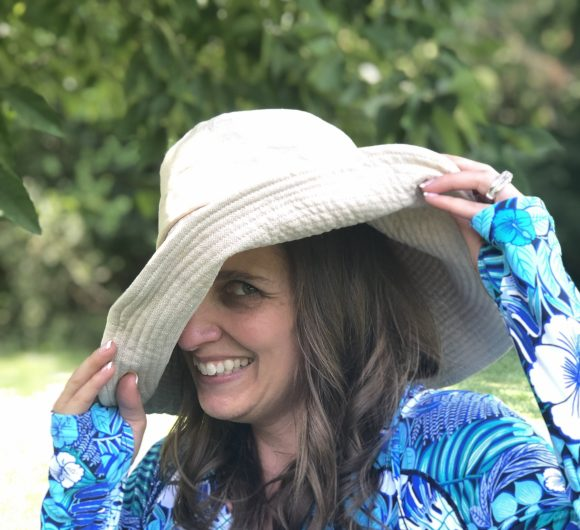The Review Wire: Coolibar Beach Hat