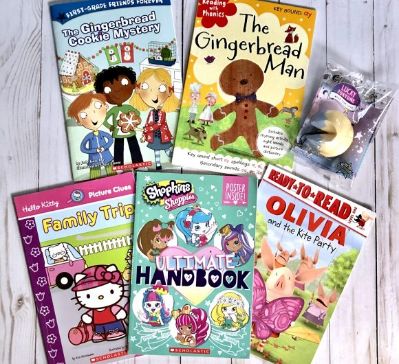 The Review Wire - Back-to-School Book Giveaway. Ends 8:30:19