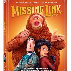 The Review Wire Summer Guide 2019: Missing Link DVD