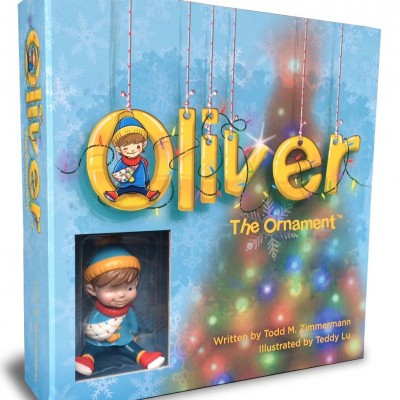 Oliver the Ornament Gift Book Set