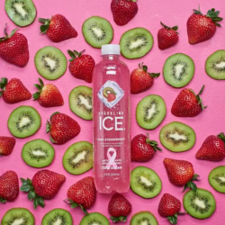 Sparkling Ice's Kiwi Strawberry Flavor