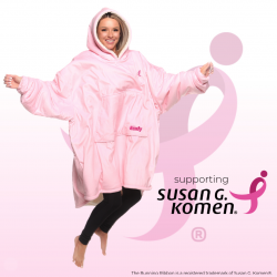 The Comfy's Limited Edition Susan G. Komen Comfy
