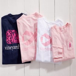 The Review Wire: Breast Cancer Awareness Guide: 2019 Vineyard Vines BCA Shirts