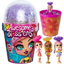 The Review Wire 2019 Holiday Gift Guide: Awesome Bloss'ems Magical Growing Flower-Themed Scented Collectible Doll