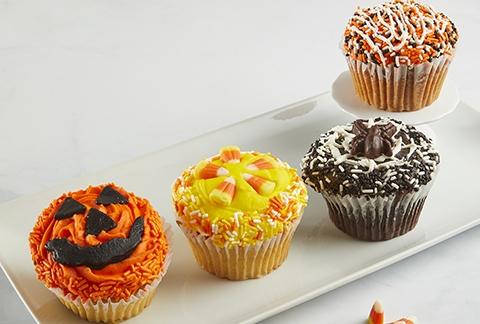 Bake Me a Wish! JUMBO Halloween Cupcakes