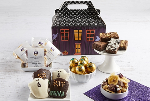 Bake Me a Wish! Trick or Treat Boo Box