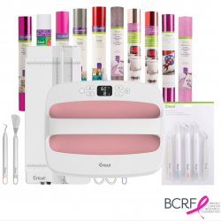 The Review Wire Breast Cancer Awareness Guide: Cricut EasyPress Breast Cancer Awareness Bundle