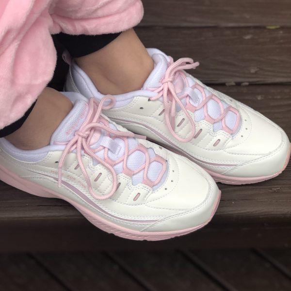 Easy Spirit 'Move For Pink' Romy Sneaker