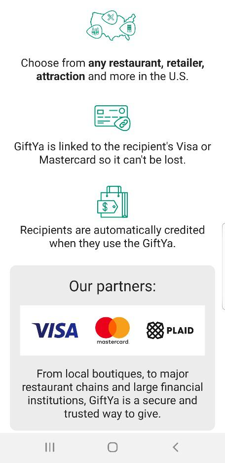 The Review Wire: GiftYa App Overview