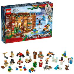 The Review Wire 2019 Holiday Gift Guide: LEGO City Advent Calendar