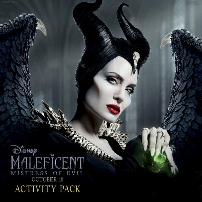 Maleficent: Mistress of Evil Review + Maleficent Activity Packet