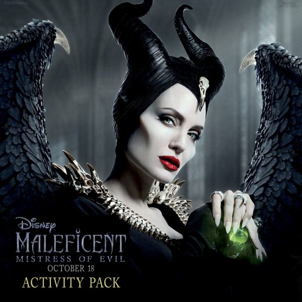 The Review Wire: Maleficent 2 Activity Packet