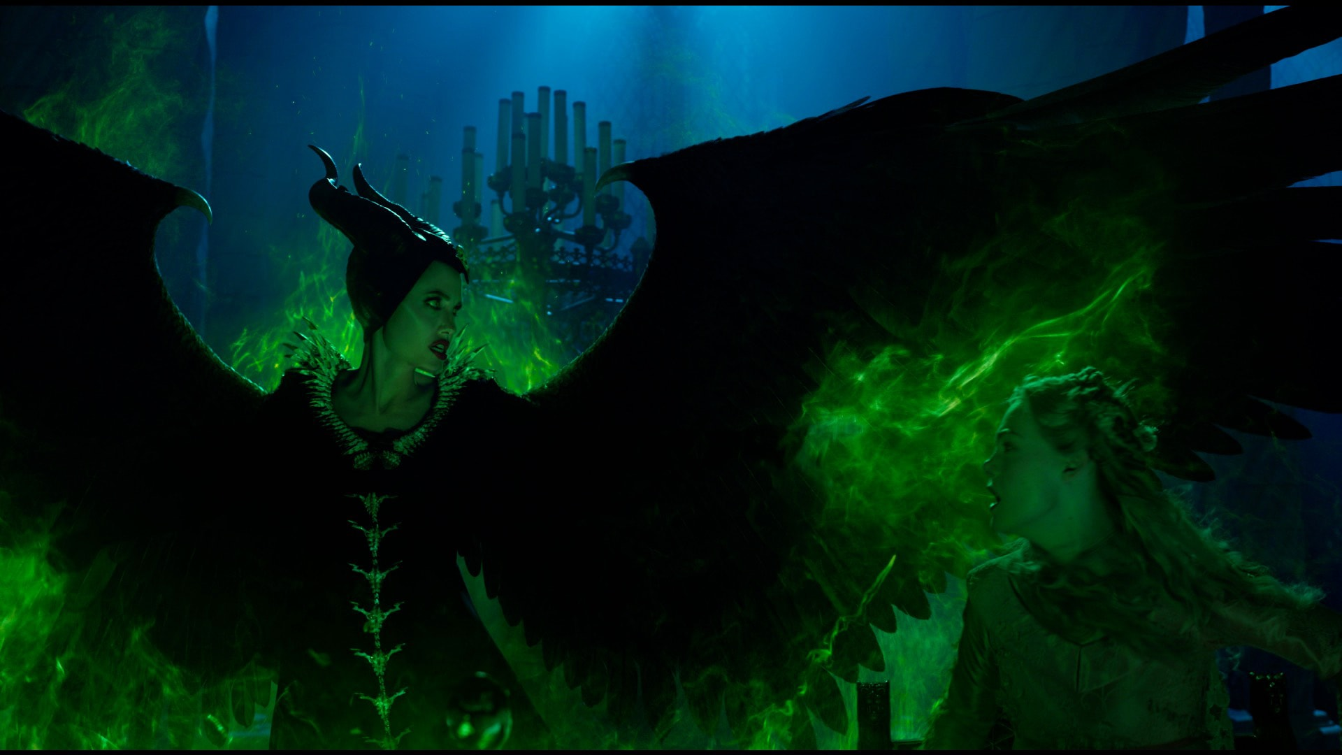 Maleficent 2_Angelina Jolie as Maleficent