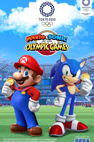 The Review Wire 2019 Holiday Gift Guide: Mario and Sonic at The Olympic Games Tokyo 2020