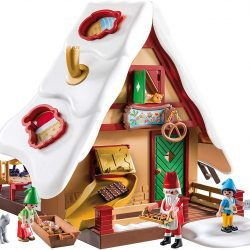 The Review Wire 2019 Holiday Gift Guide: PLAYMOBIL Christmas Bakery with Cookie Cutters