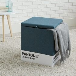 The Review Wire 2019 Holiday Gift Guide: Pantone Storage Stool