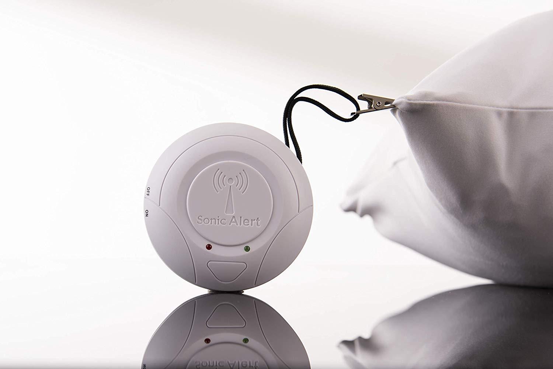 Sonic Bomb Wireless Vibration Alarm