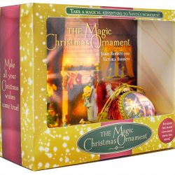 The Review Wire 2019 Holiday Gift Guide: The Magic Christmas Ornament Book & Ornament Set