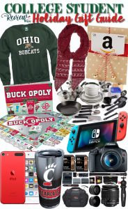 The Review Wire: College Student Holiday Gift Guide