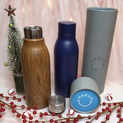 The Review Wire Holiday Gift Guide 2019 Naeco Stainless Steel Bottle