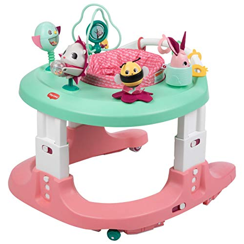 Tiny Love 4-in-1 Here I Grow Baby Walker and Mobile Activity Center, Tiny Princess Tales