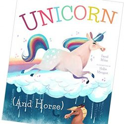 The Review Wire 2019 Holiday Gift Guide: Unicorn (and Horse) by David Miles