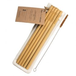 The Review Wire 2019 Holiday Gift Guide: theotherstraw Bamboo Straws