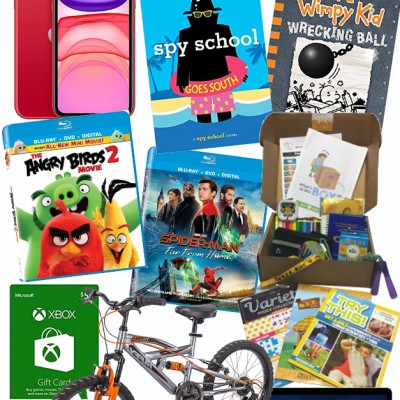 12 Gift Ideas for Your 12-Year-Old Boy