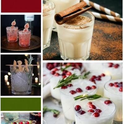 20 Christmas Cocktails to Get You Through the Season