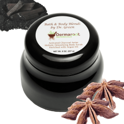 The Review Wire 2019 Holiday Gift Guide: Activated Charcoal Anise Holistic Detoxifying Body Scrub Enriched with Argan Oil