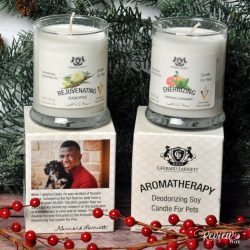 The Review Wire 2019 Holiday Gift Guide: Aromatherapy Deodorizing Soy Candles for Pets