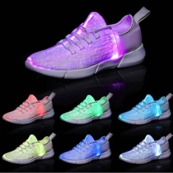 The Review Wire 2019 Holiday Gift Guide:Bright LED Fiber Optics Shoes