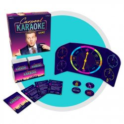 The Review Wire 2019 Holiday Gift Guide: Carpool Karaoke Game
