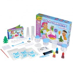 The Review Wire 2019 Holiday Gift Guide: Crayola Color Chemistry Arctic Lab