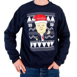 The Review Wire 2019 Holiday Gift Guide: Make Christmas Great Again Ugly Christmas Sweatshirt