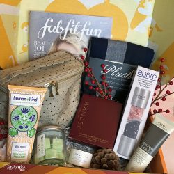 The Review Wire 2019 Holiday Gift Guide: FabFitFun Fall Subscription Box (1)