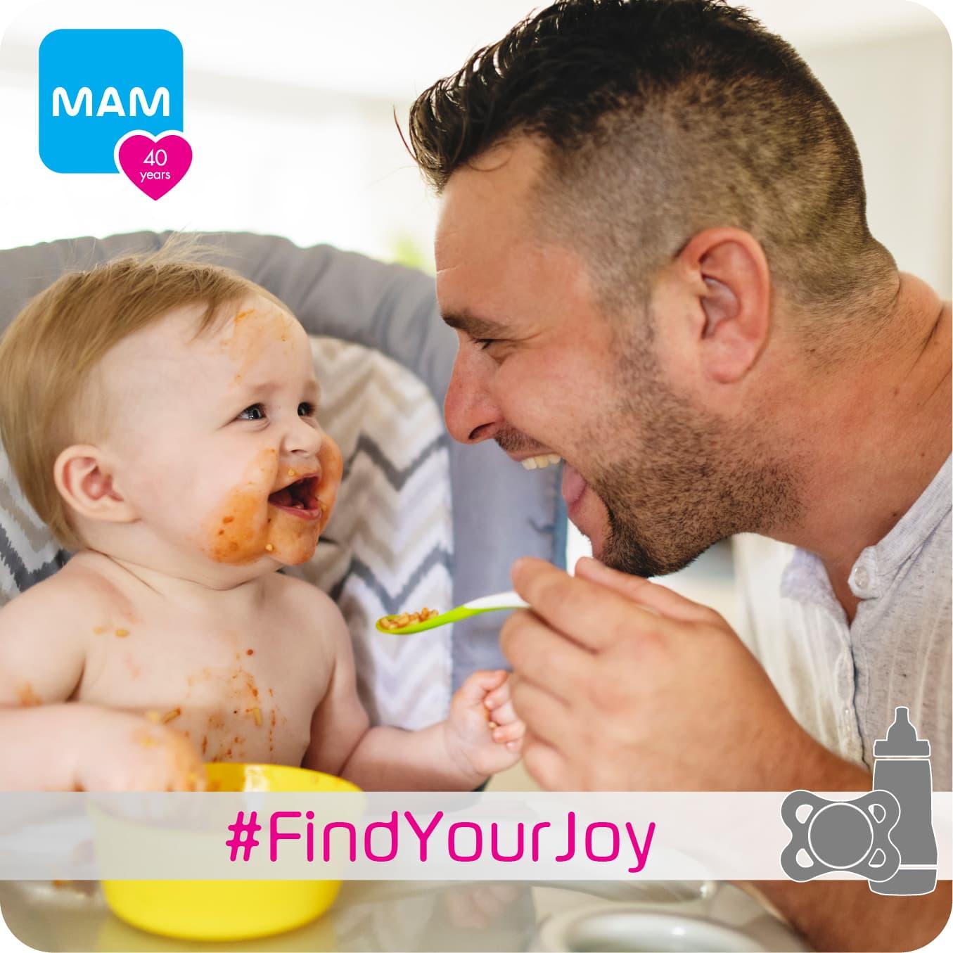 #FindYourJoy with MAM