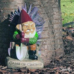 The Review Wire Holiday Gift Guide: Game of Gnomes Garden Gnome