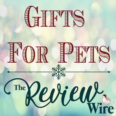 8th Annual Holiday Gift Guide 2019: Pet Gifts #reviewwireguide
