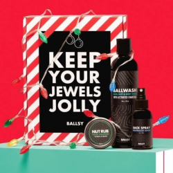 The Review Wire 2019 Holiday Gift Guide: Ballsy Jolly Jewels Sack Pack